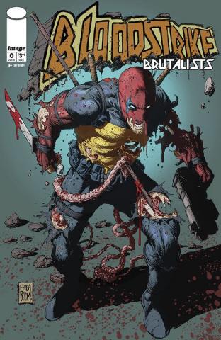 Bloodstrike #0 (Fraga Cover)