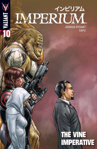Imperium #10 (Ryp Cover)