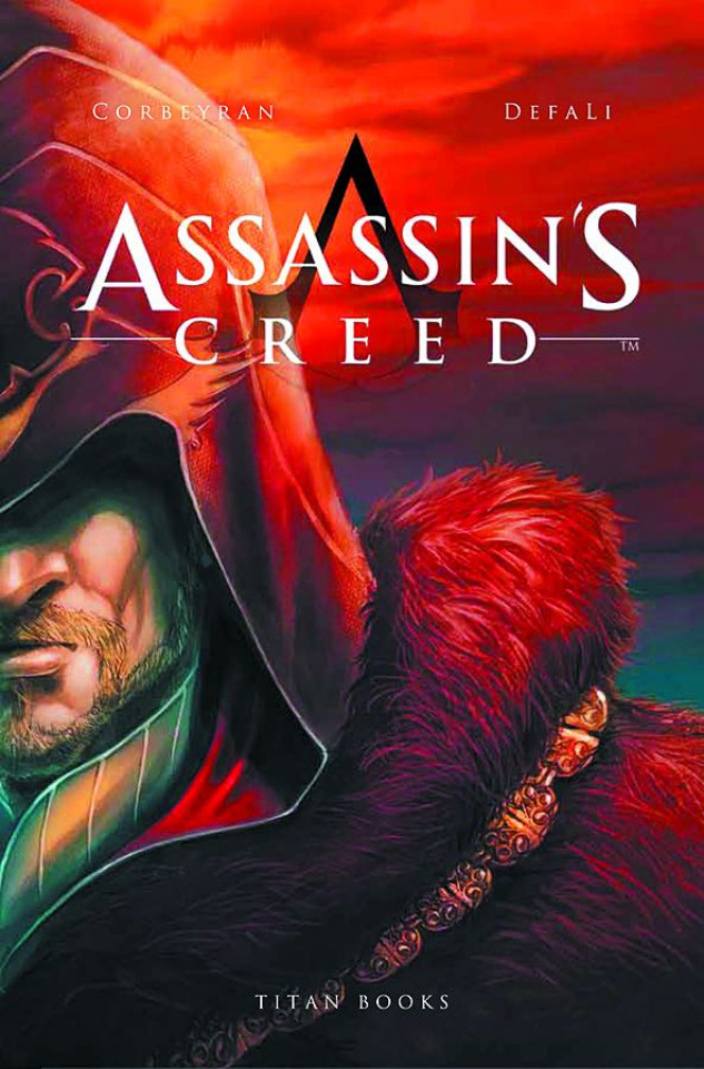 Assassin's Creed Vol. 3: Accipiter