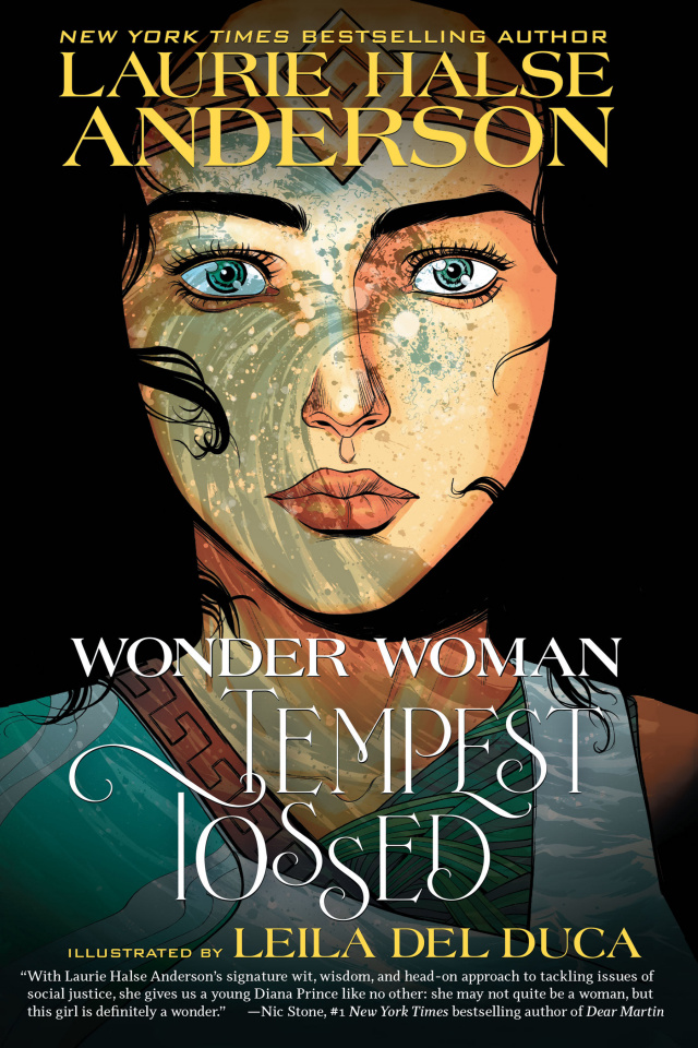 Wonder Woman: Tempest Tossed