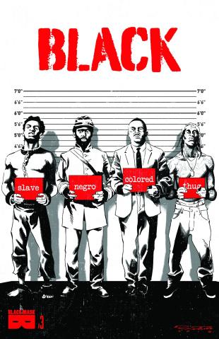 Black #3 (Censored Cover)