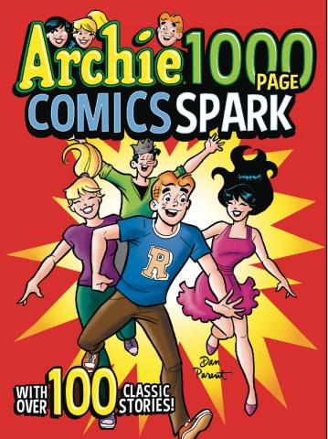 Archie: 1000 Page Comics Spark