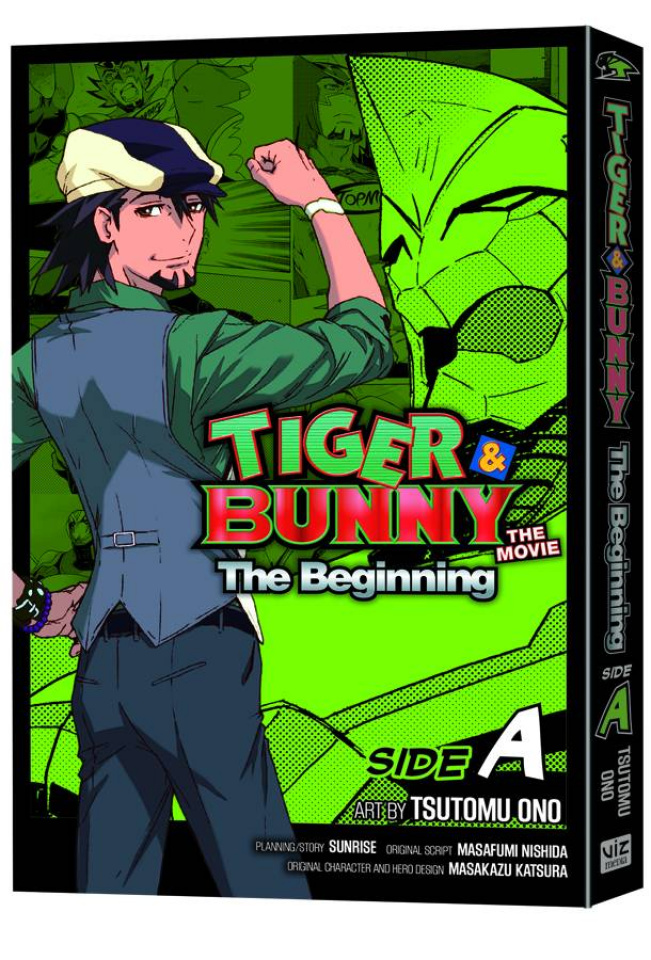 Tiger & Bunny: The Beginning Vol. 1: Side A