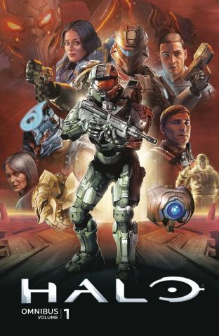 Halo Vol. 1 (Omnibus)