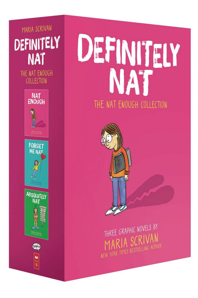 Definitely Nat: The Nat Enough Collection (Box Set)