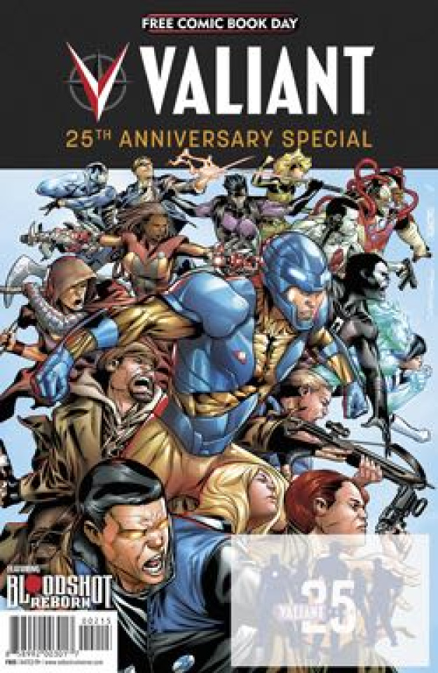 Valiant 25th Anniversay Special