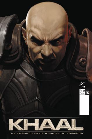 Khaal #4 (Secher Cover)