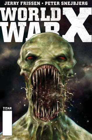 World War X #2 (Percival Cover)