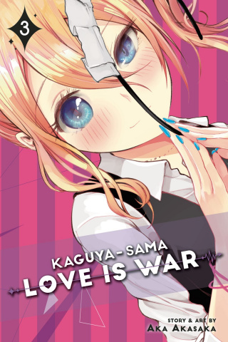 Kaguya Sama: Love Is War Vol. 3