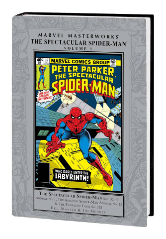 The Spectacular Spider-Man Vol. 3 (Marvel Masterworks)