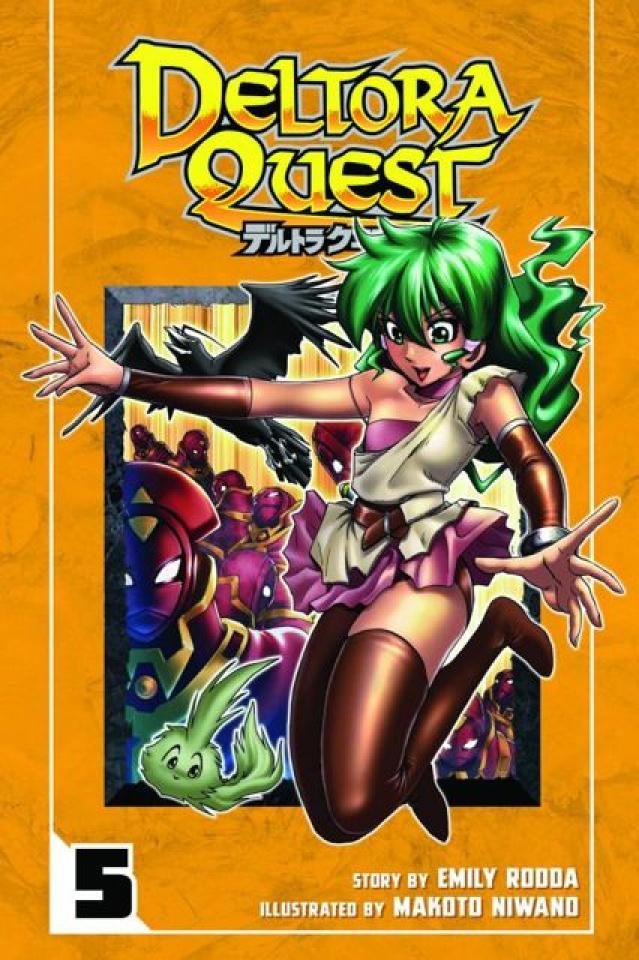 Deltora Quest Vol. 5