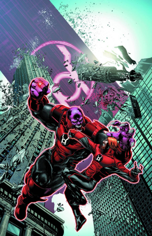 Red Lanterns Annual #1