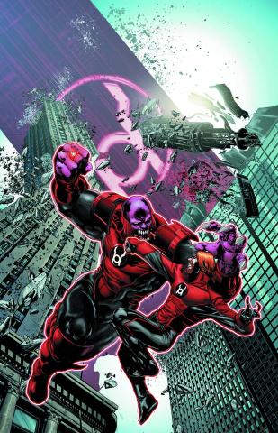 Red Lanterns Annual #1