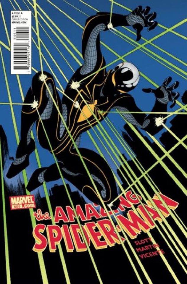 The Amazing Spider-Man #656