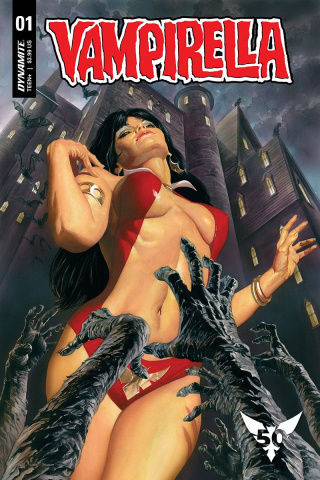 Vampirella #1 (Signed Atlas Edition)