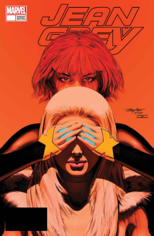 Jean Grey #8 (Mayhew Cover)