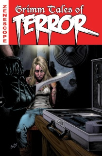Grimm Fairy Tales: Grimm Tales of Terror #7 (Eric J Cover)