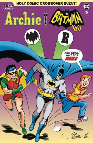 Archie Meets Batman '66 #6 (Giella Cover)