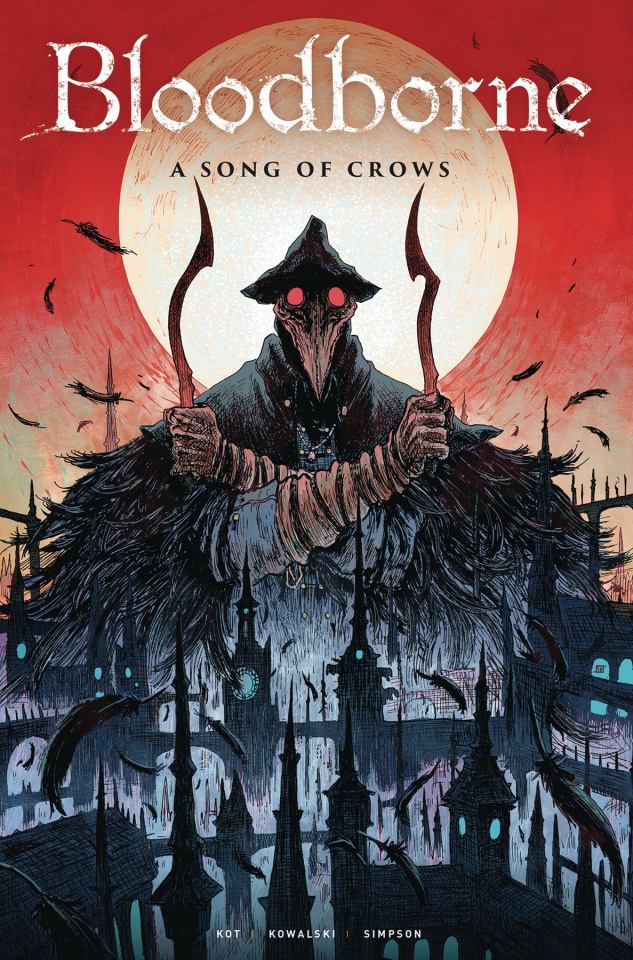 Bloodborne #9: Song of Crows (Stokely Cover)