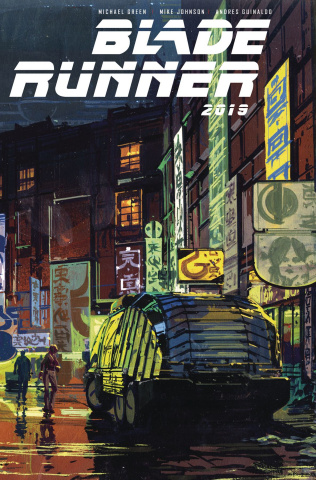 Blade Runner 2019 #1 (Mead Cover)