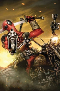 Deadpool: Masacre #1