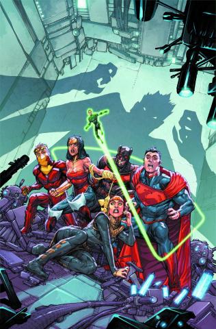 Justice League 3000 #7