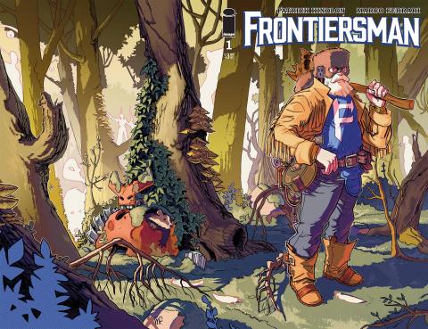 Frontiersman #1 (Rosenzweig Cover)