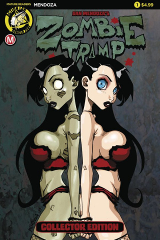 Zombie Tramp: Origins #1 (Mendoza Cover)