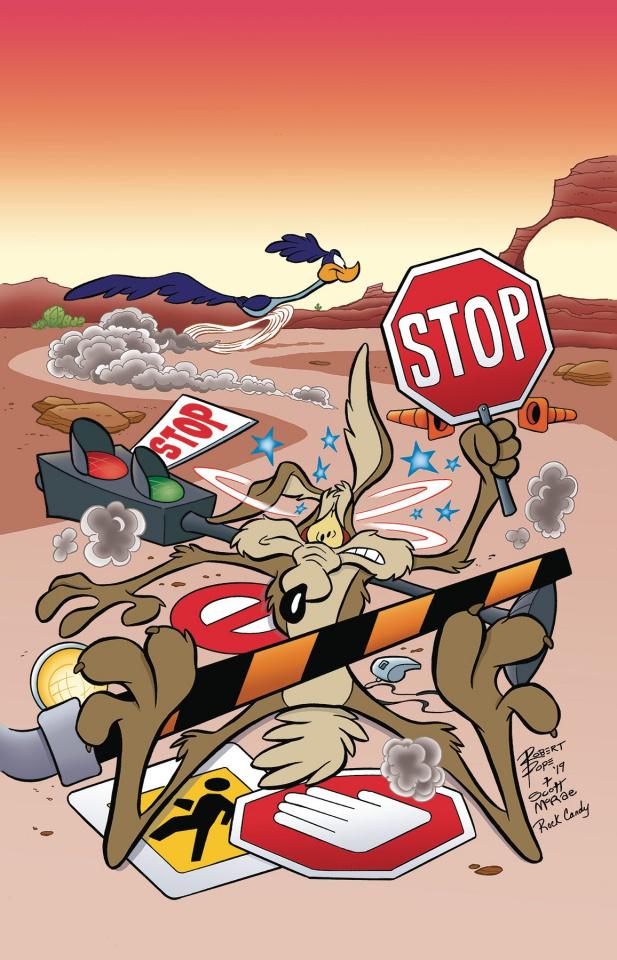 Looney Tunes #249