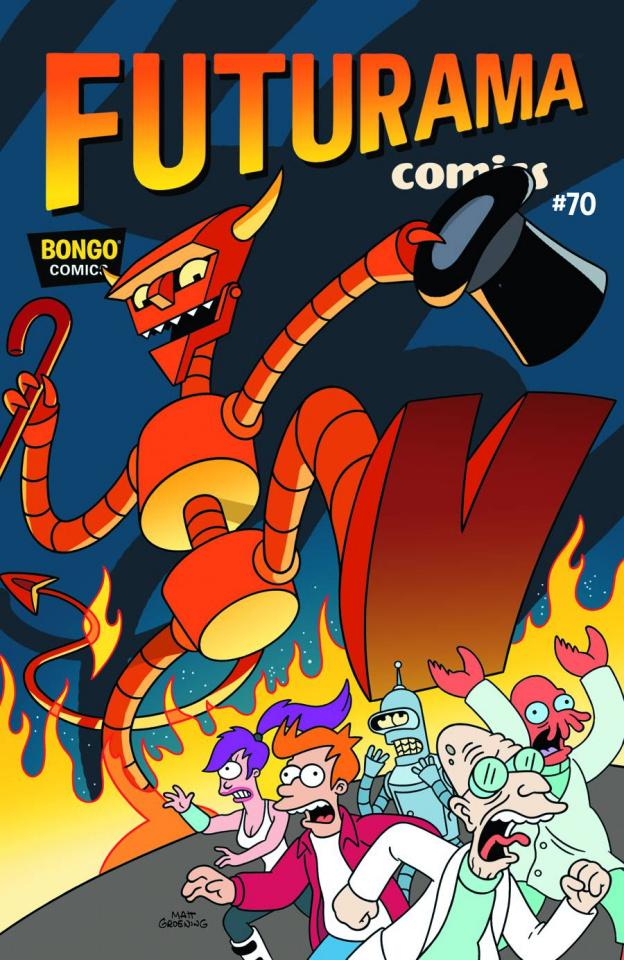Futurama Comics #70