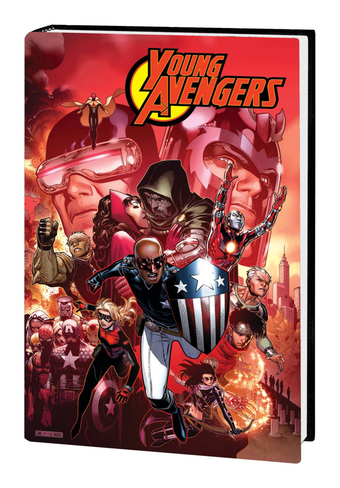 Young Avengers by Heinberg and Cheung (Omnibus)