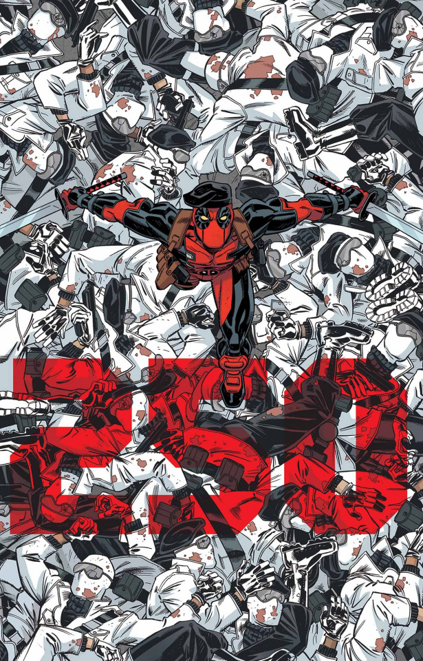 Deadpool #45 (250th Issue)