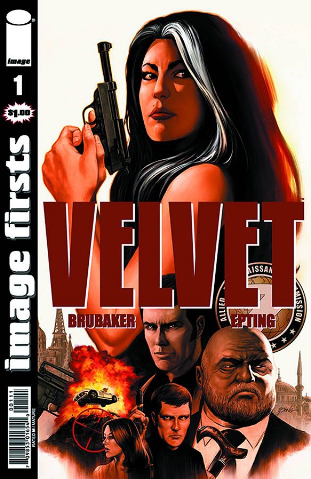 Velvet #1 (Image Firsts)