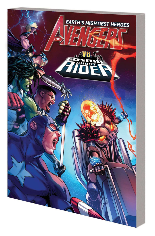 Avengers by Jason Aaron Vol. 5: The Challenge of the Ghost Riders