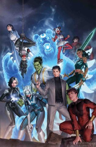 Agents of Atlas #1