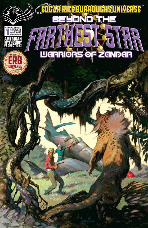 Beyond the Farthest Star: Warriors of Zandar #1 (Century Edition)