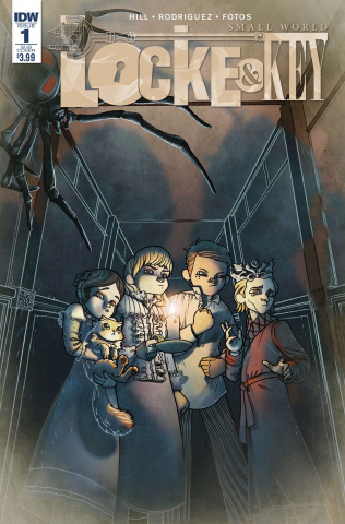 Locke & Key: Small World (Subscription Cover C)
