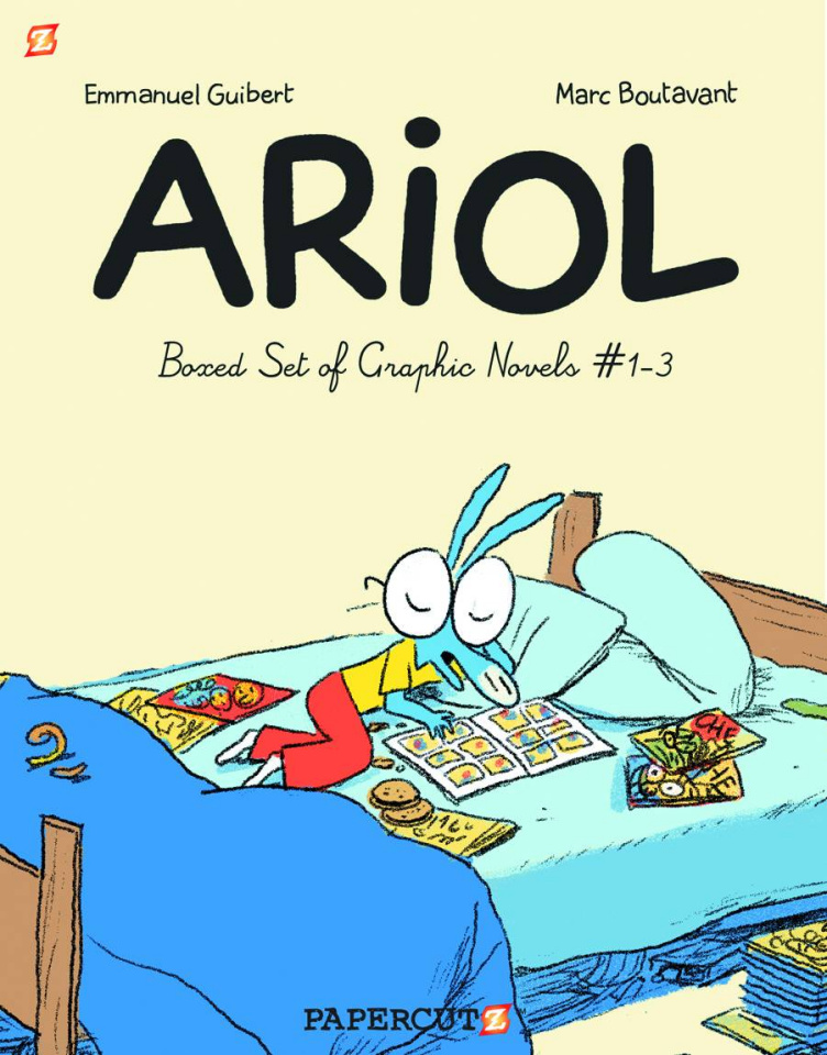 Ariol Box Set: Vols. 1-3