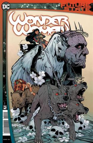Future State: Wonder Woman #2 (Joelle Jones Cover)