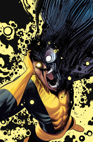 X-Men: Red #2 (Mora New Mutants Cover)