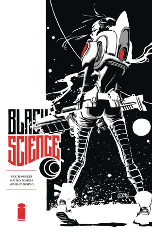 Black Science #31 (Andrews Cover)