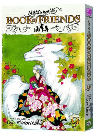 Natsume's Book of Friends Vol. 9