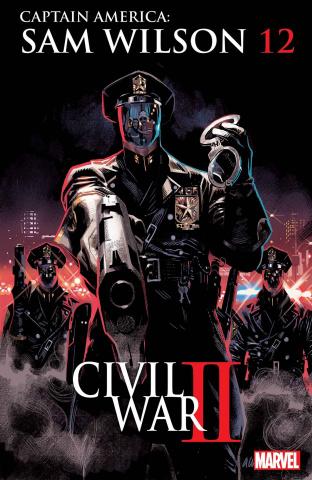 Captain America: Sam Wilson #12