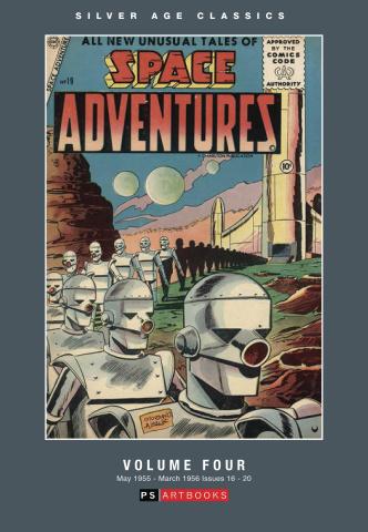 Space Adventures Vol. 4
