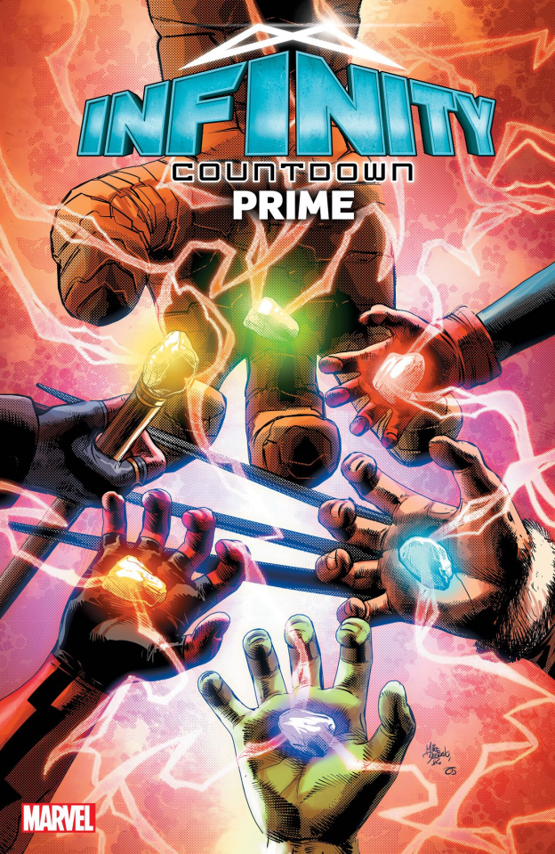 Infinity Countdown: Prime #1