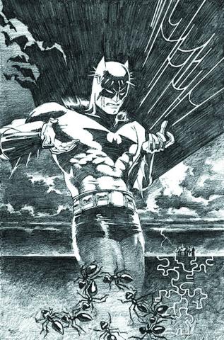 Batman: Black & White #2