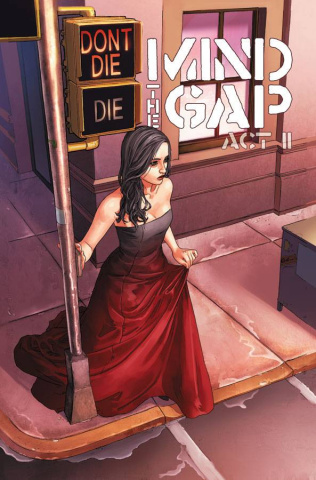 Mind the Gap #17 (Esquejo Cover)