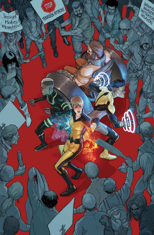 All-New Inhumans #1