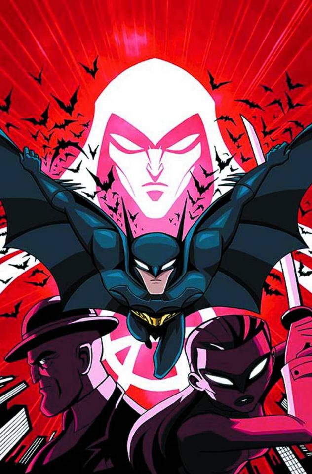 Beware the Batman! #1