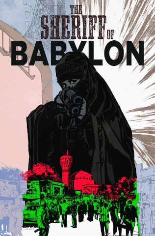 The Sheriff of Babylon #4